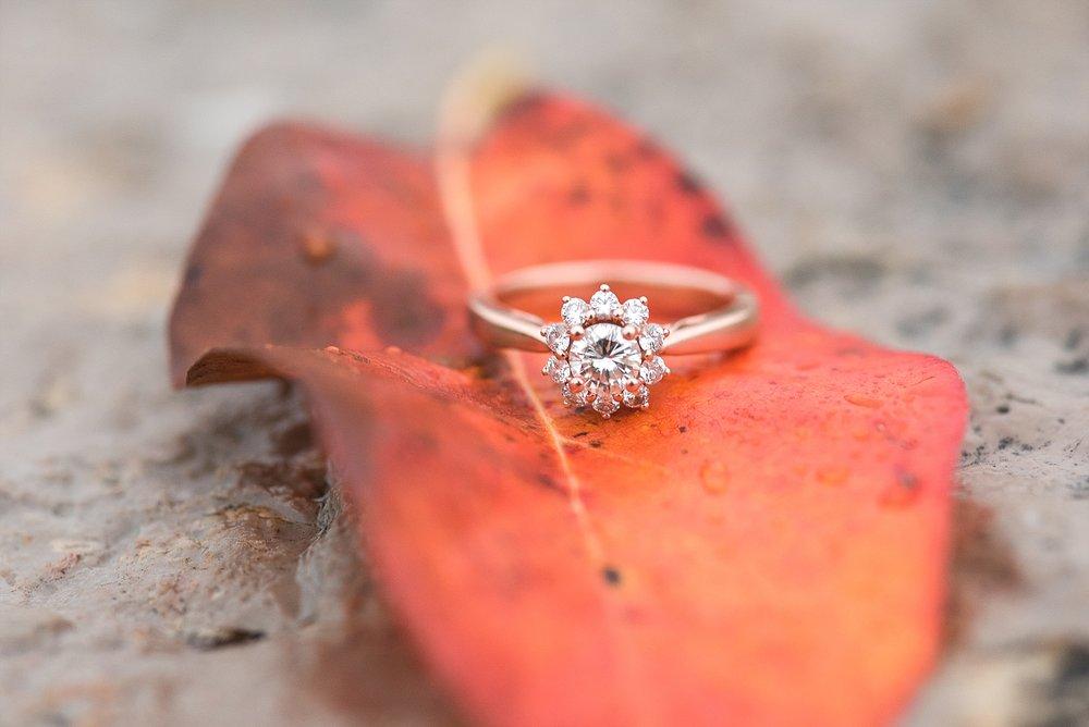Love Aylua's engagement ring!