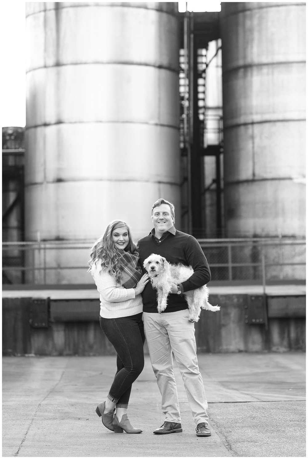 distillery-engagement-photos