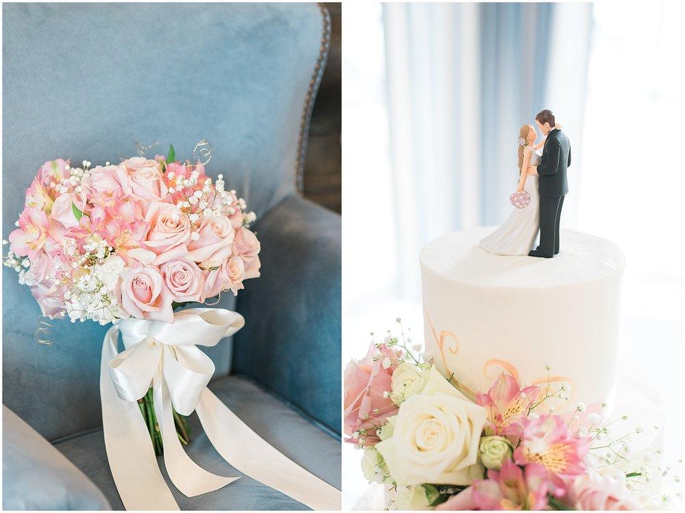 bouquet-wedding-cake