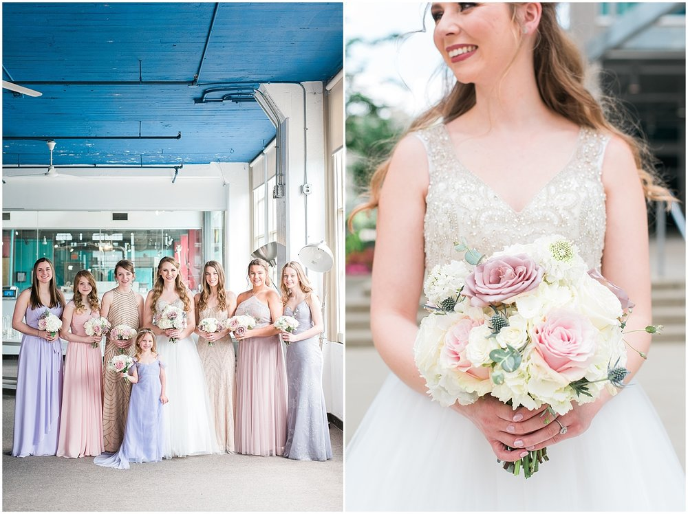 bridesmaids-mismatched-dresses
