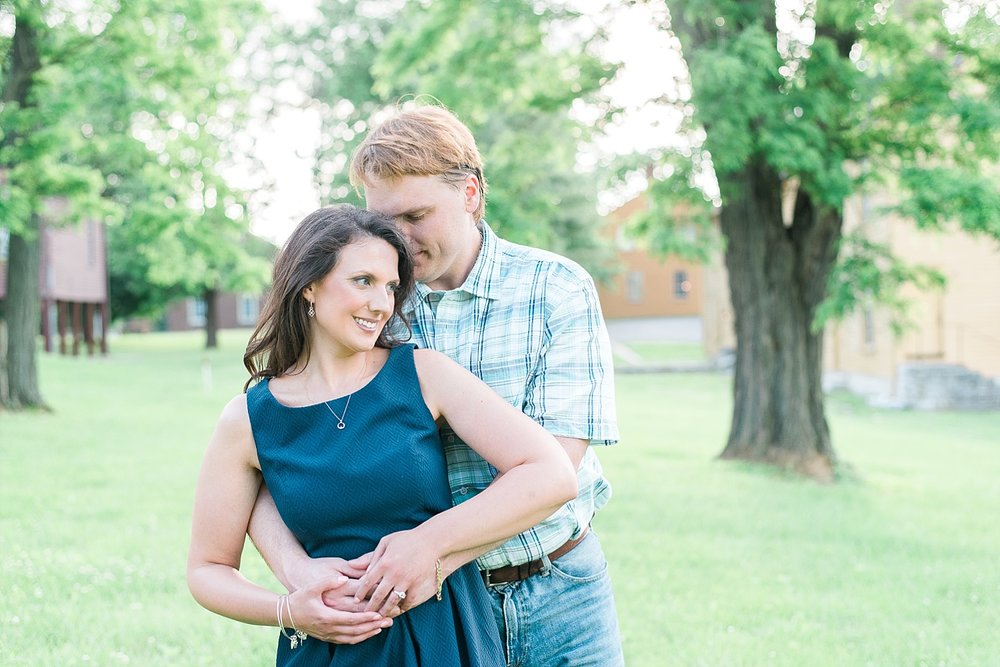 navy-green-engagement-session