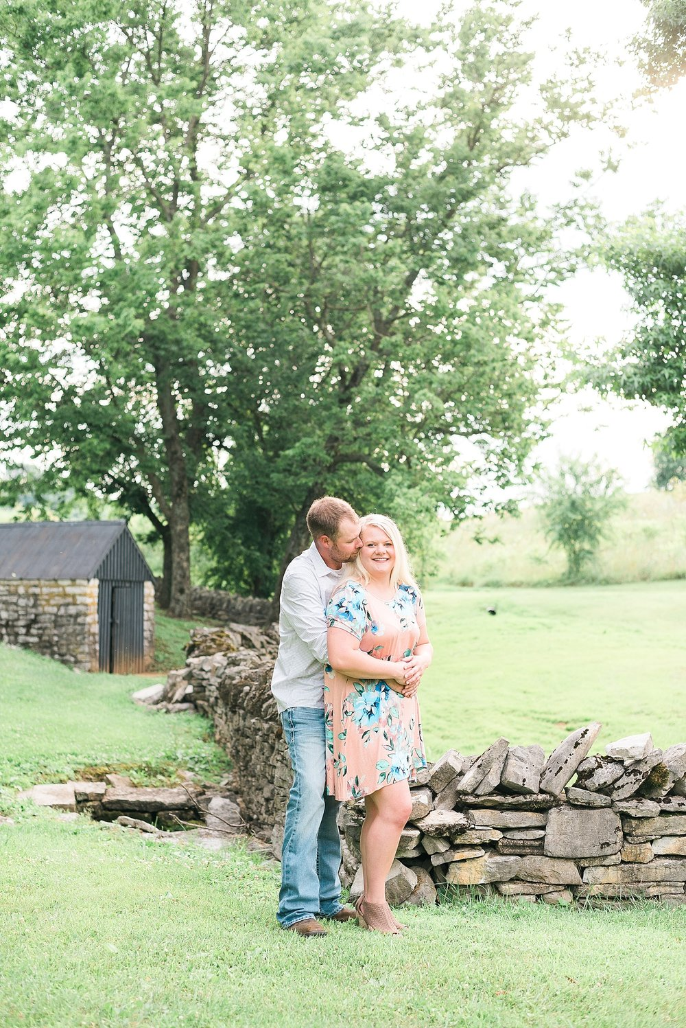 shakertown-engagement-photos