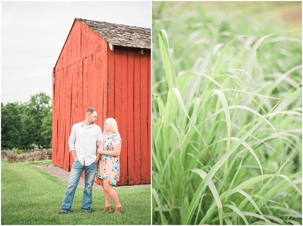 red-barn-engagement