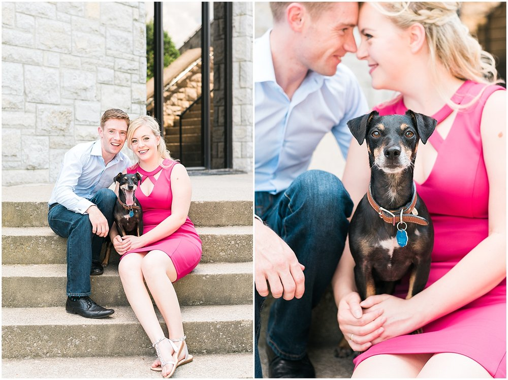 cute-dog-engagement-session