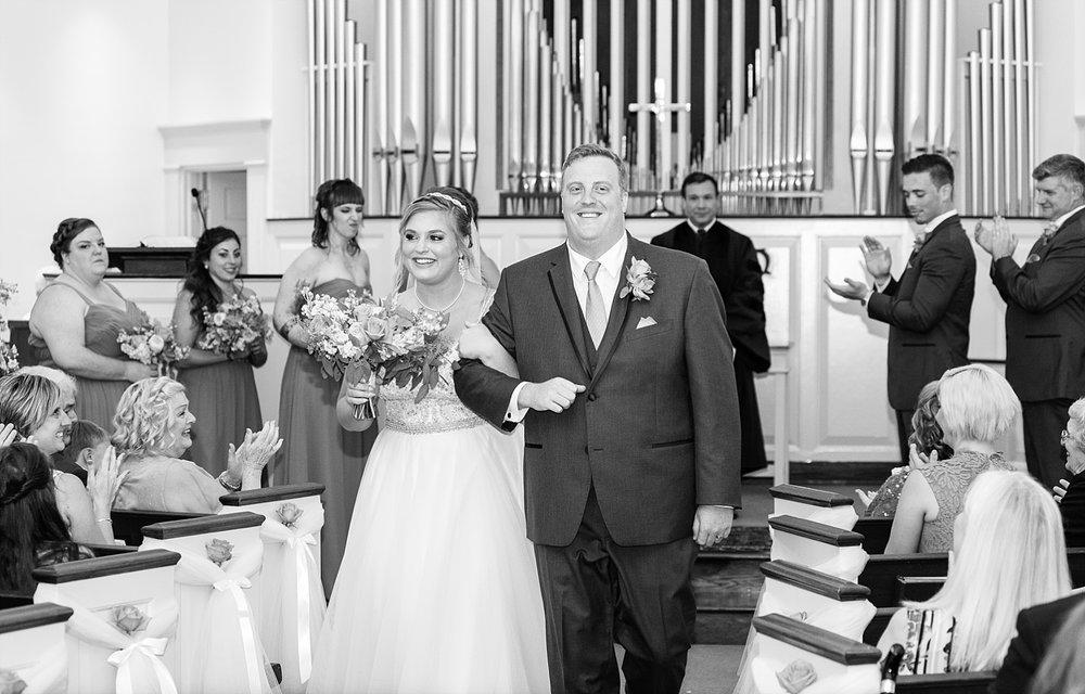 The joyful couple!