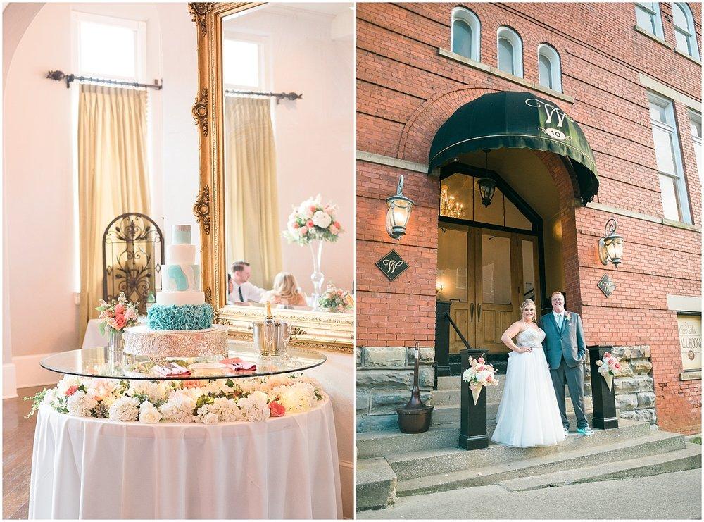 teal-marble-wedding-cake