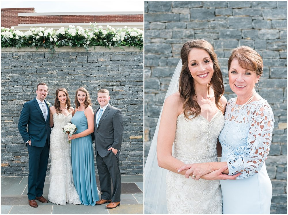 Sisters and their husbands...and two classy ladies