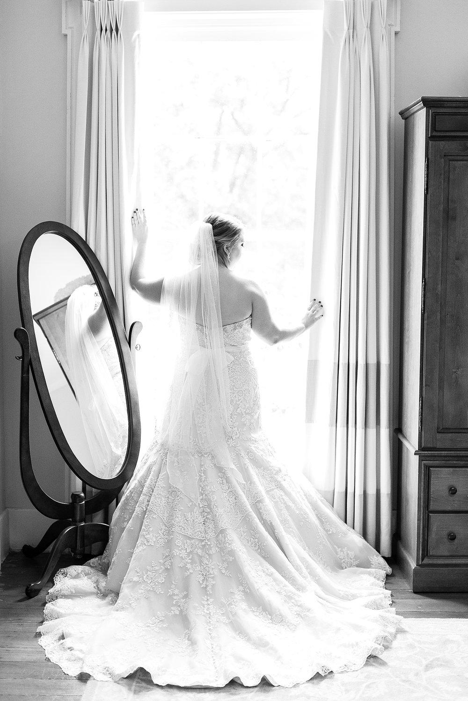 Aimee's dress was just stunning!