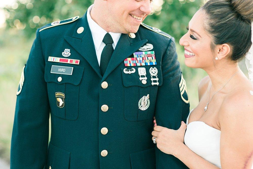 military-wedding