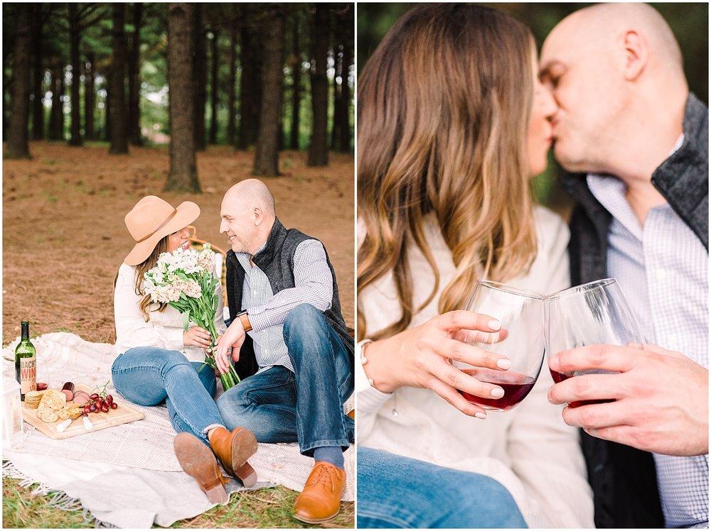 romantic-picnic-engagement-session