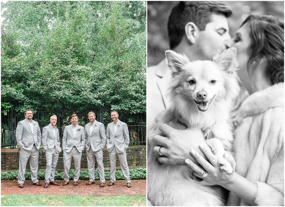light-gray-groomsmen-suits