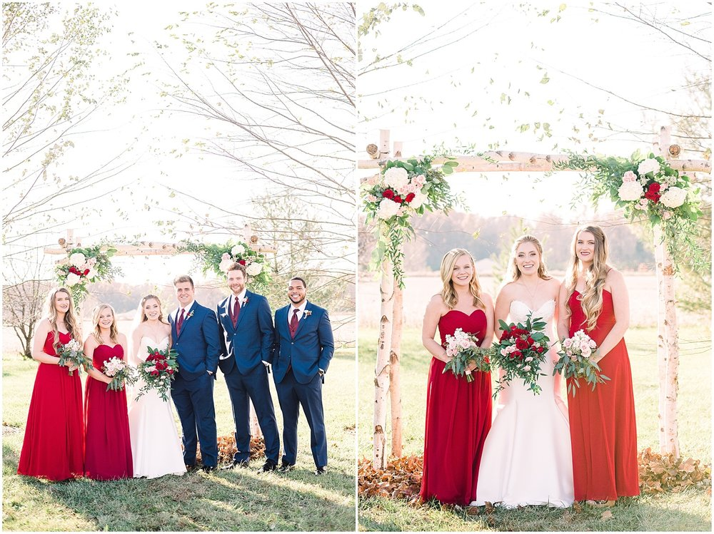 red-blue-wedding
