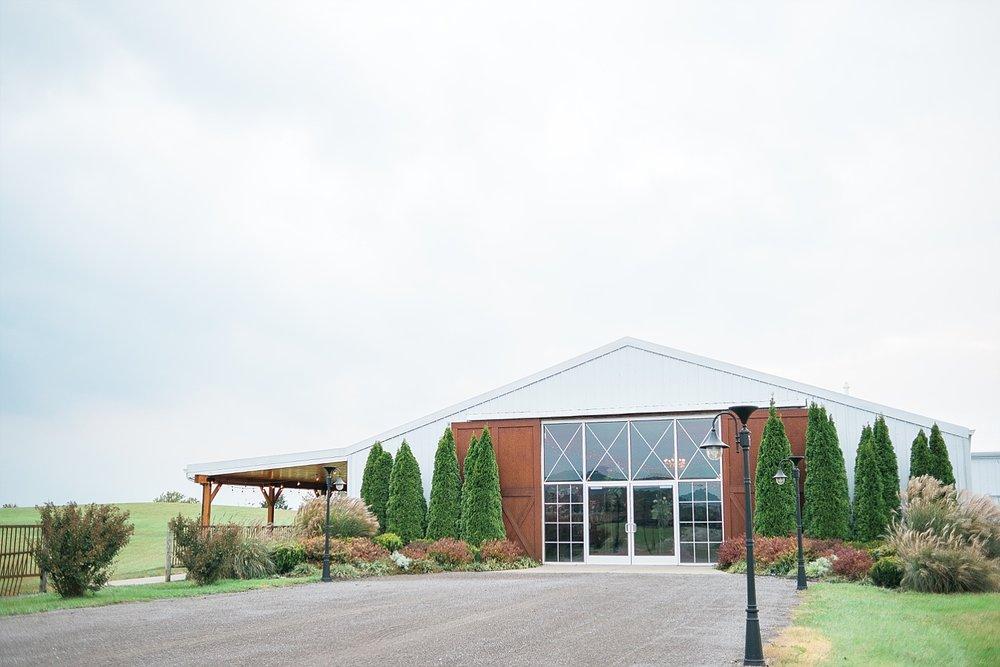 Bluegrass Wedding Barn