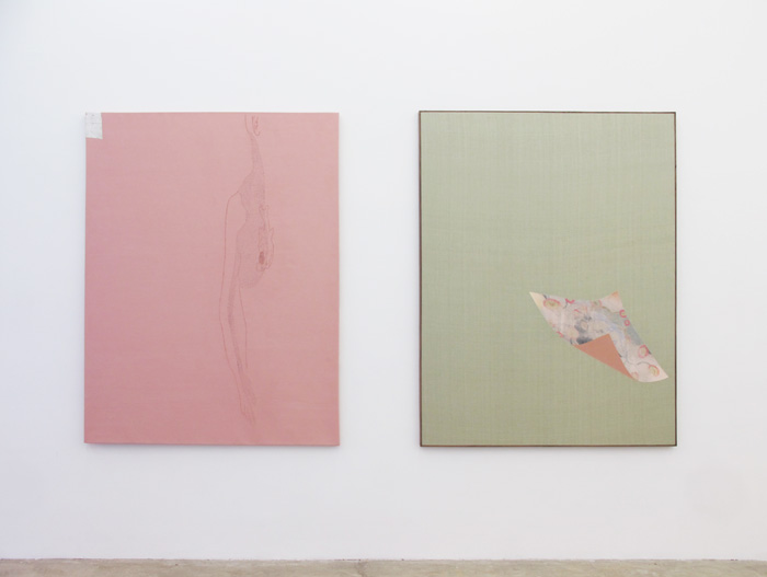 Installation view,  Bring Me The You From You , Martos Gallery, New York, 2012