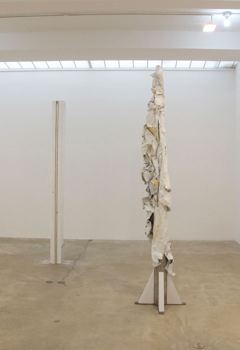Installation view,  III , Martos Gallery, New York, 2012