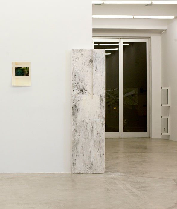 Installation view,  Ryan Foerster/Ben Schumacher , Martos Gallery, New York, 2012