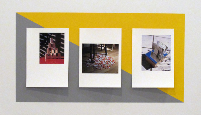 Jason Evans,  Pictures for Looking At , 2011, ink jet prints, 4.7 x 3.9 in