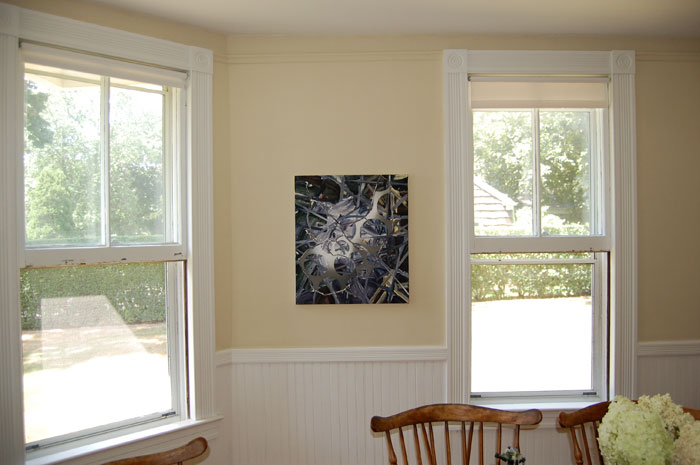 Installation view,  Wait For Me at the Bottom of the Pool , Martos, Bridgehampton, NY, 2010