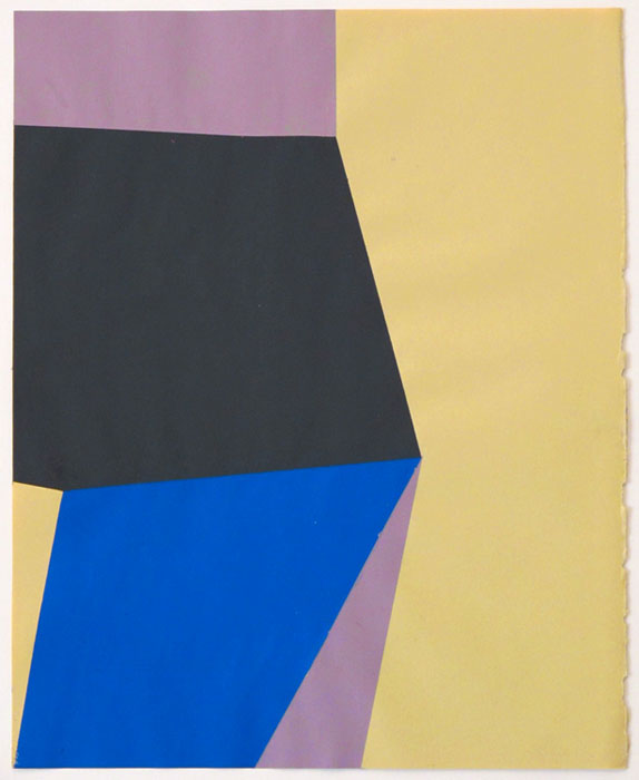 Ben Berlow,  Untitled , 2005, Acrylic on paper, 10 x 8 in