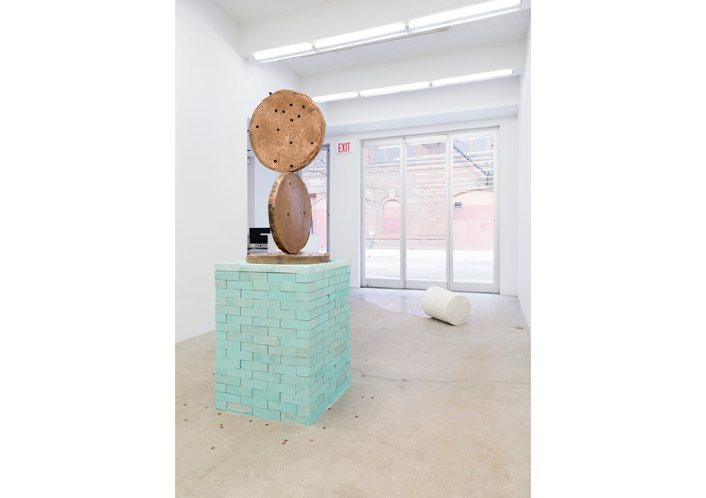 Installation view,  Eighty Three , Martos Gallery, New York, 2014