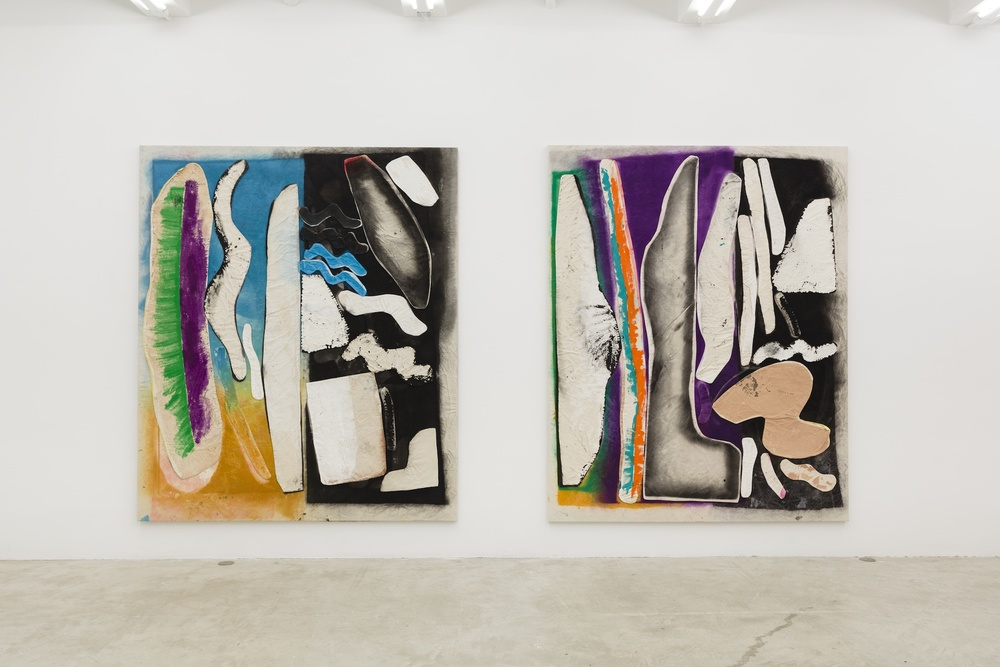 Installation view,  Planet without a body , Martos Gallery, New York, 2015