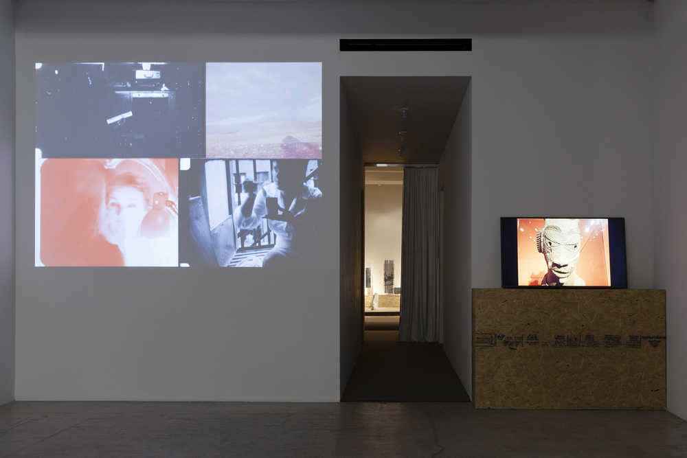 Installation view,  Everybody Knows (Or Should) , Martos Gallery, New York, 2015