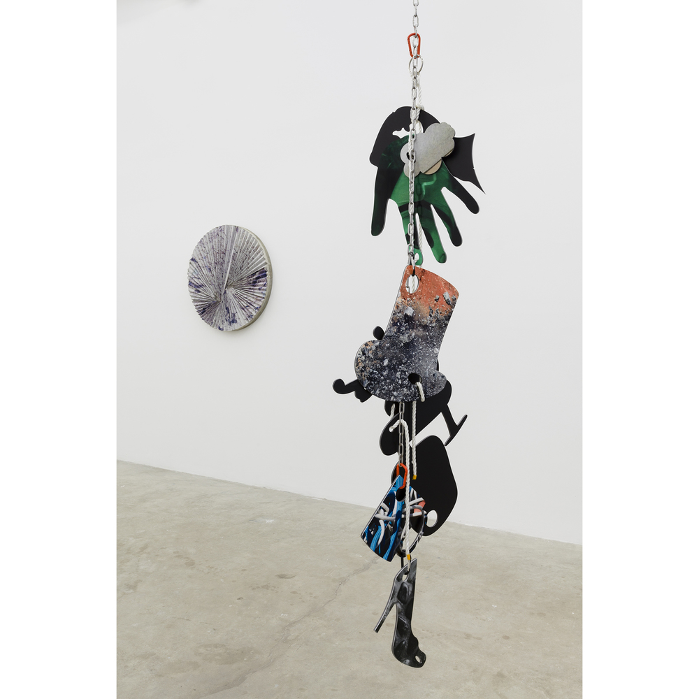 Installation view,  Touch-tone , Martos Gallery, New York, 2015
