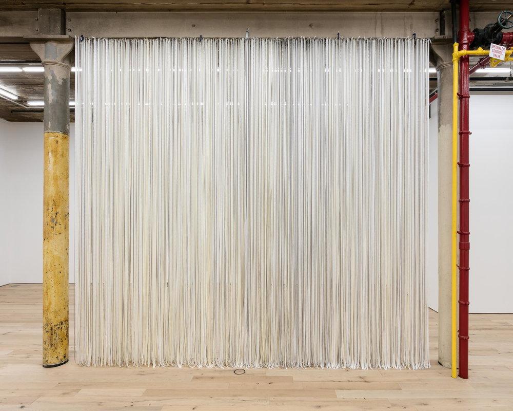 Installation view, Figure Ascending a Return, Martos Gallery, New York, 2017