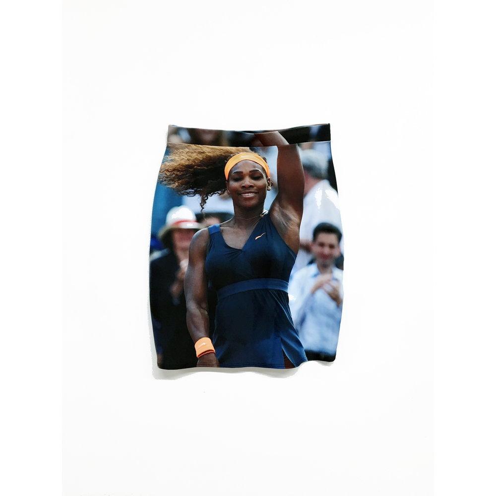 JPW3,   Figure Smiling , 2017, skirt, dimensions variable