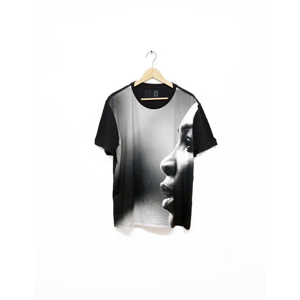 JPW3,   Figure Focused , 2017, t-shirt, dimensions variable