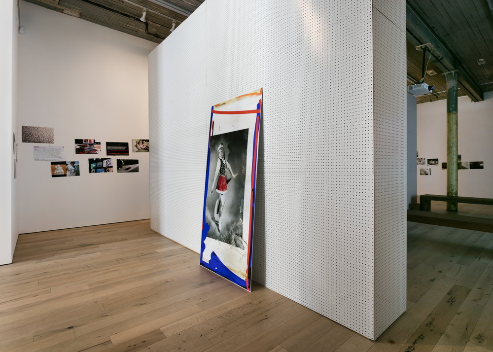Installation view,  And virtually everything said has been said incorrectly, and it's been said wrong, or it's been covered wrong by the press, , Martos Gallery, New York, NY 2018