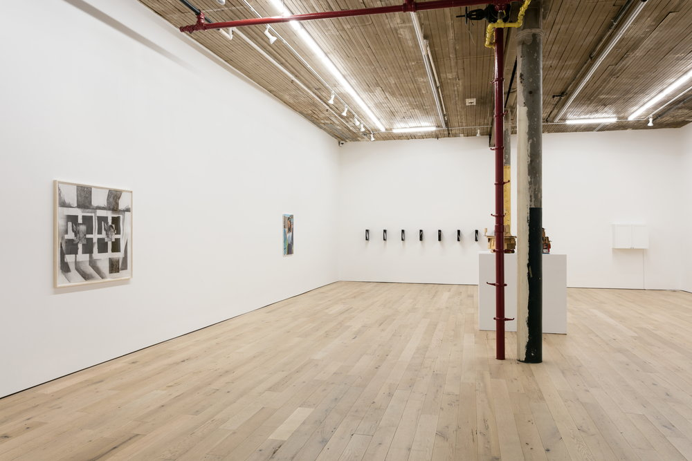 Installation View,  GWTW , Martos Gallery, New York, NY 2018