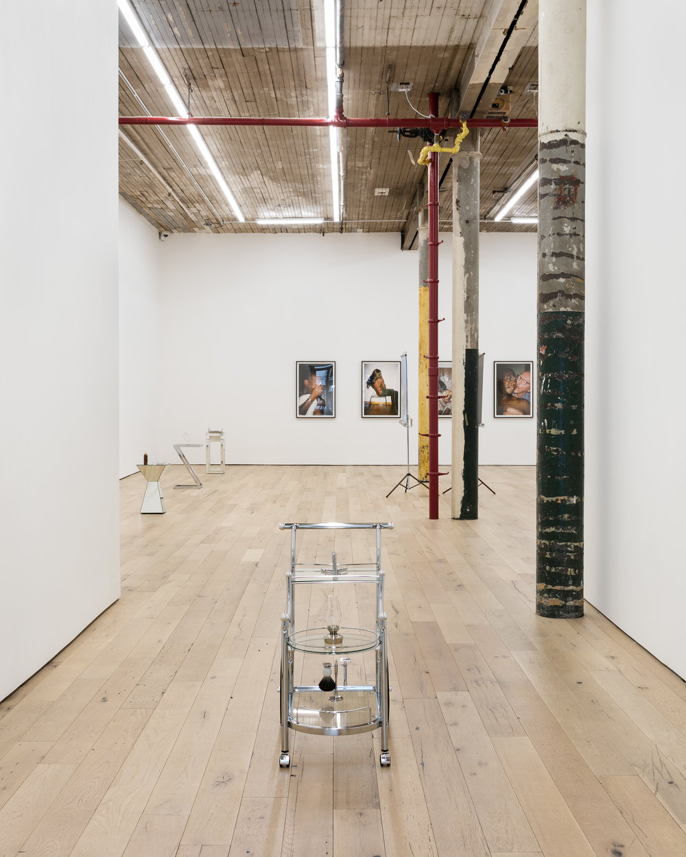 Installation View,  Equilibrium , Martos Gallery, New York, NY, 2018