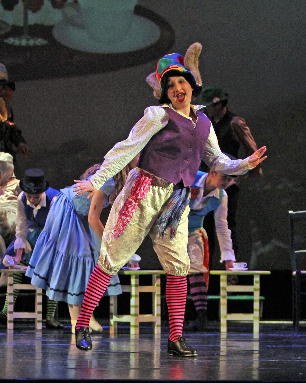 Sonia Performing