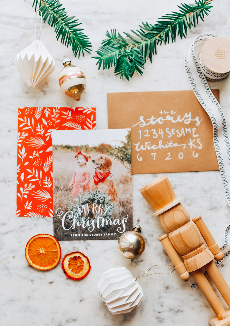 Our Christmas Cards for 2018 with Basic Invite — and so the storey ...