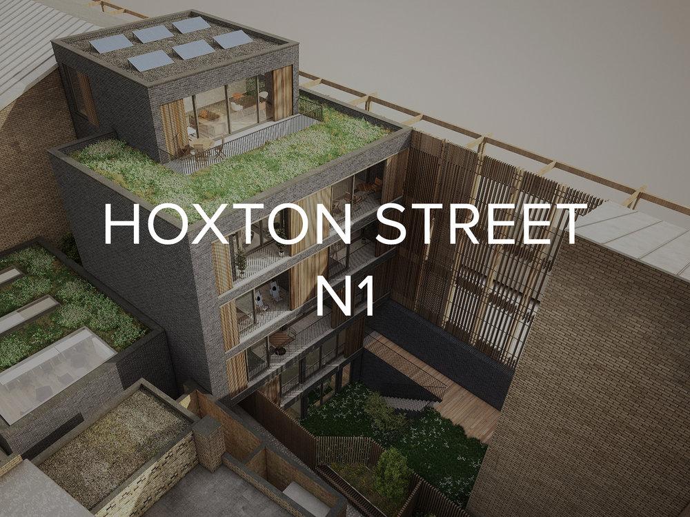 HOXTON STREET N1