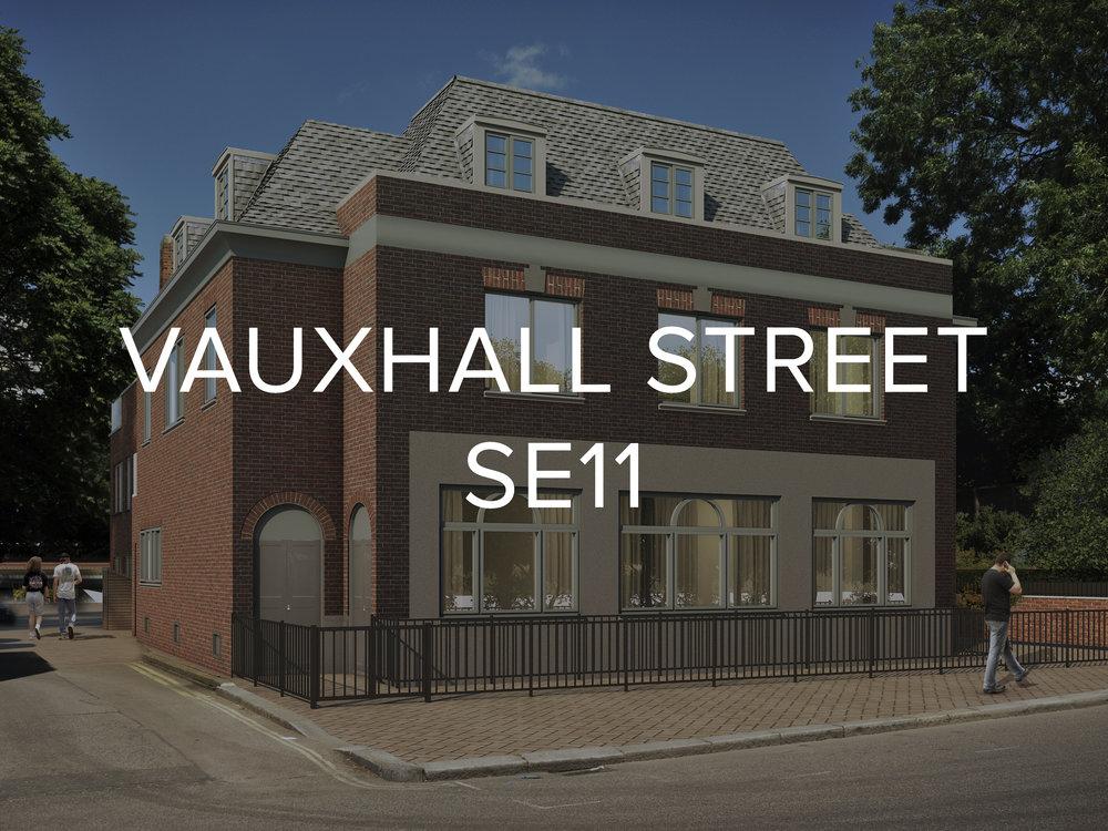 VAUXHALL STREET SE11