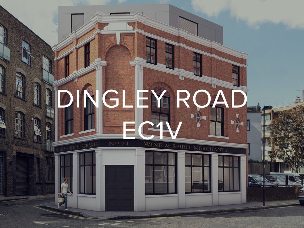 DINGLEY ROAD EC1V