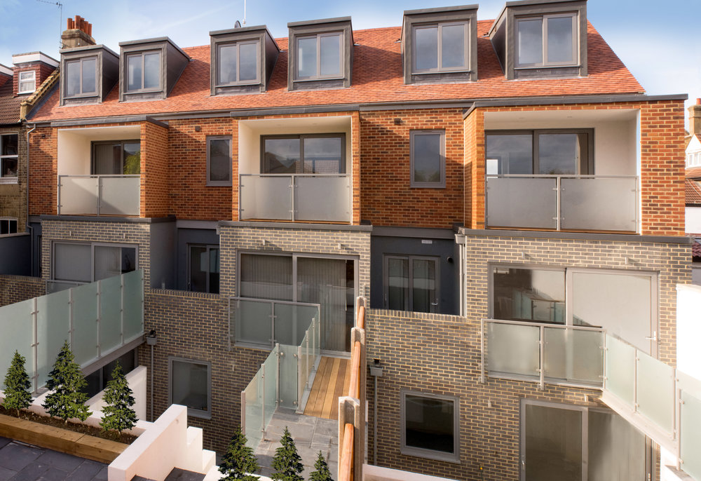 DCP Radbourne Terrace SW12