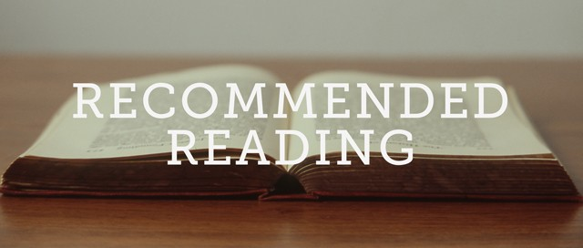 Image result for recommended reading