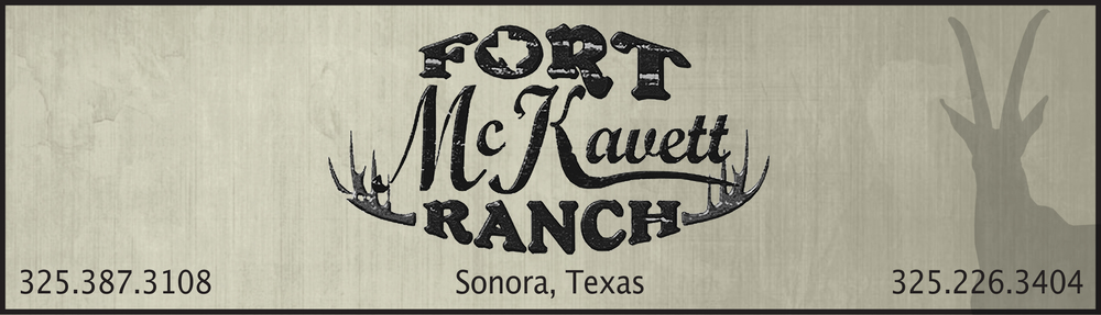 Fort Mc Kavett Ranch
