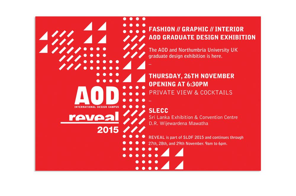 Industry invitation,opening night.