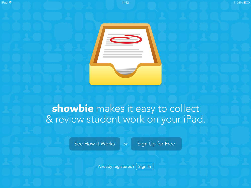 Showbie markets as 'the paperless classroom', but it does so much more than this...in fact so many more awesome things like; saving your staff time collecting evidence, sharing with parents, reducing workload and repetitive tasks.