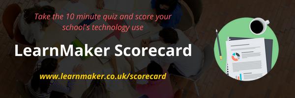 LearnMaker Scorecard