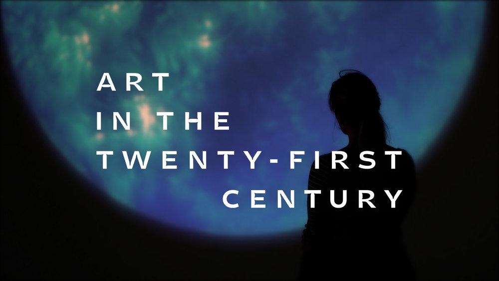 ART21 Art in the 21st Century, Season 8 Graphics  Direction / Animation / Edit