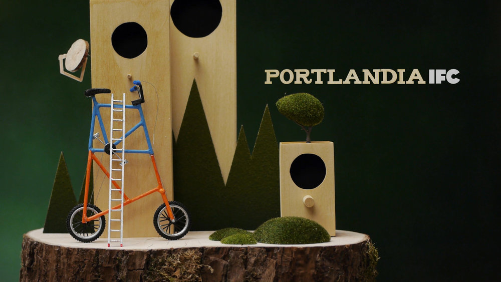 IFC Portlandia Promo Direction / Animation / Edit