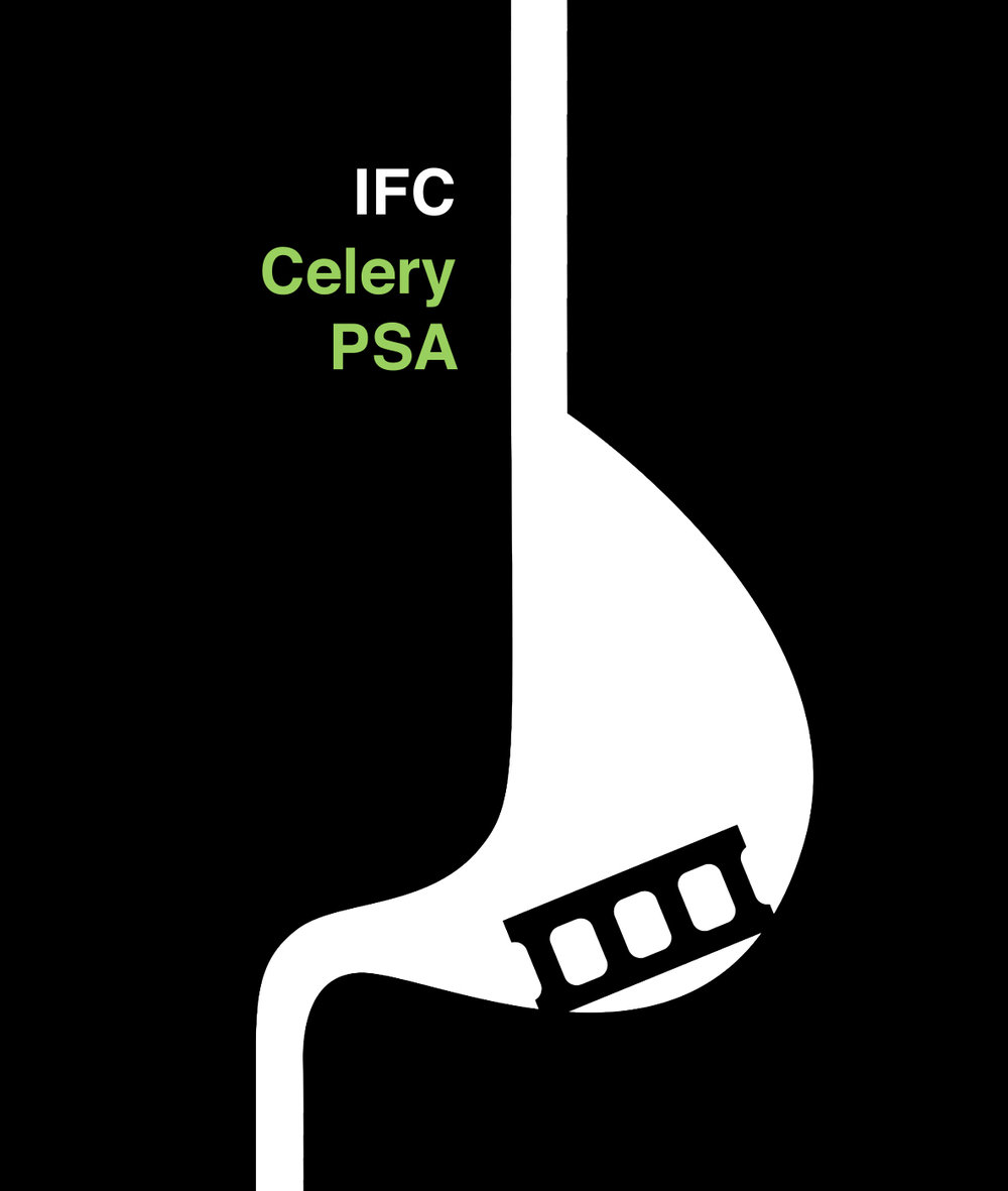 IFC Celery PSA Direction / Animation / Edit