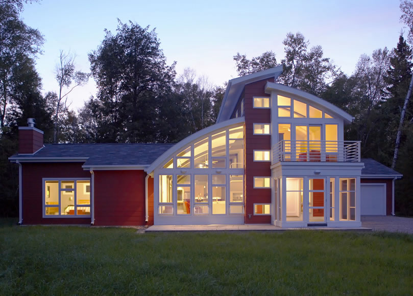 Vernacular Vacation Home | Wisconsin
