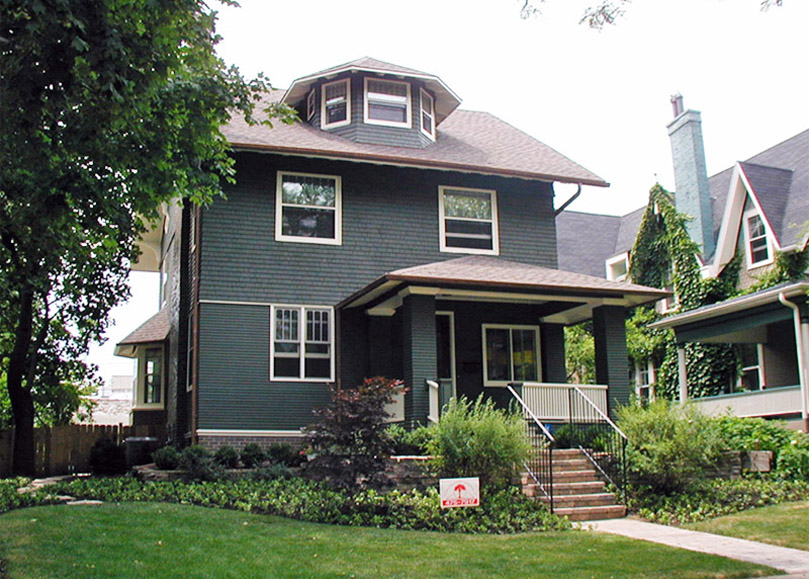 Historic Home Restoration and Addition | Evanston