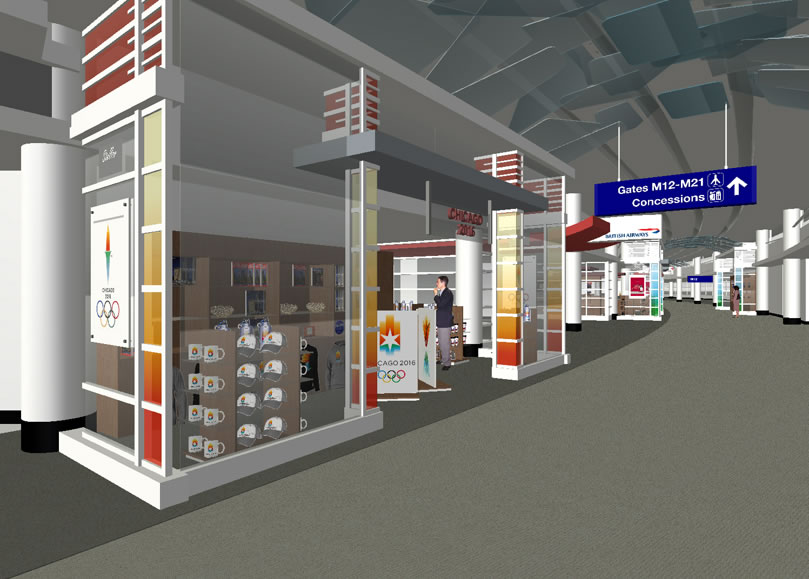 Proposed Retail Design